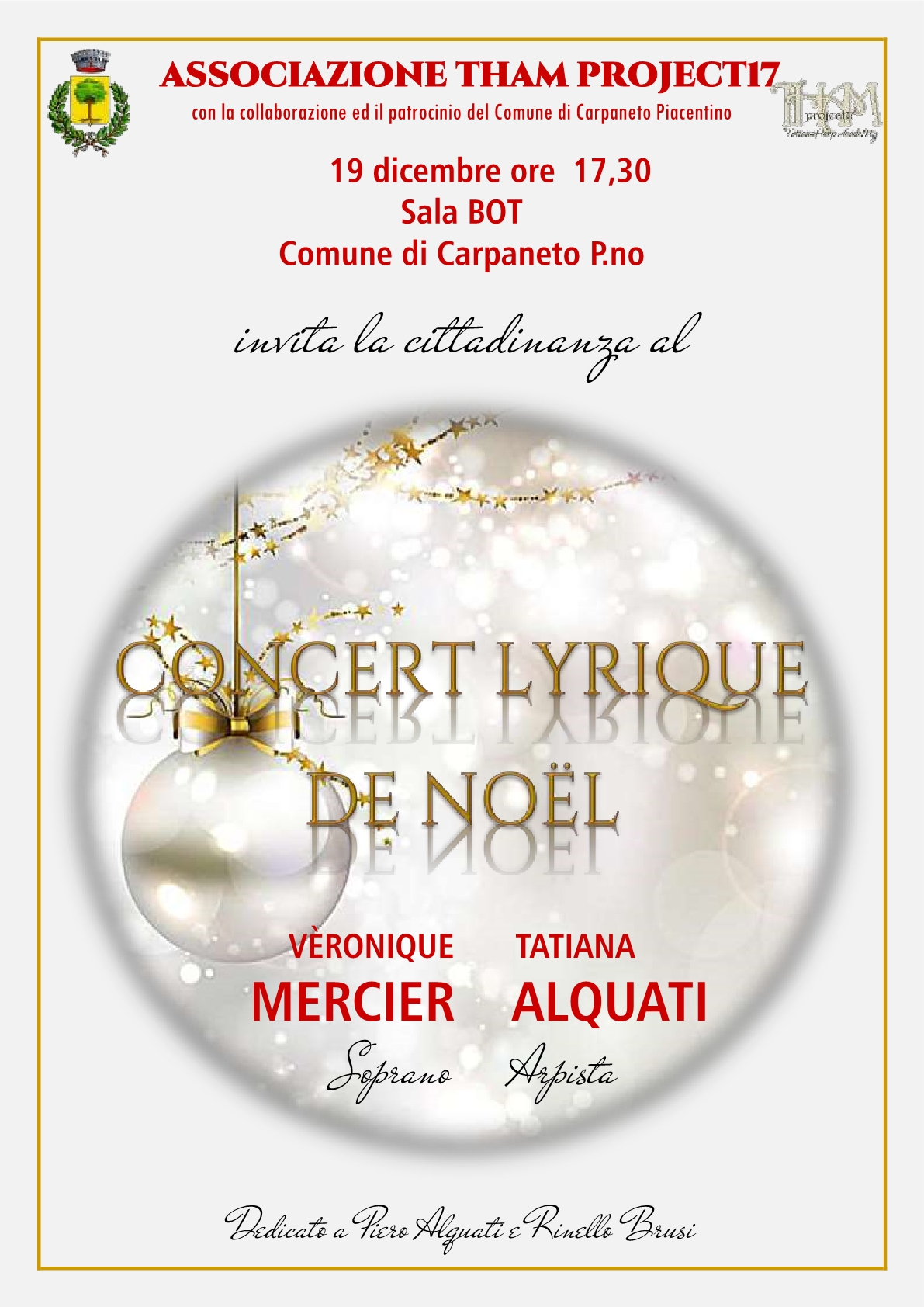 """Concert lyrique de Noël"""