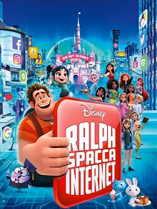 Cinema insieme: 'Ralph spacca Internet'