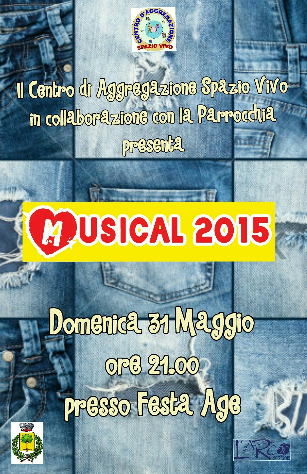 FootLoose - il Musical 2015